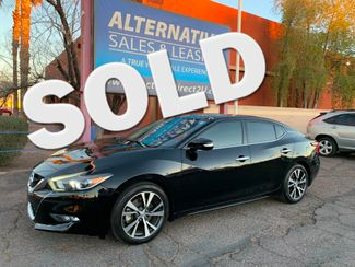 2016 Nissan Maxima Platinum 3 MONTH/3,000 MILE NATIONAL POWERTRAIN WARRANTY Mesa, Arizona