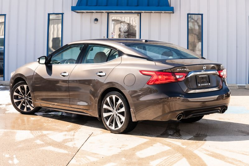 2016 Nissan Maxima 3.5 SR CLEAN CARFAX ONE OWNER NAV LOADED LEATHER in Rowlett, Texas