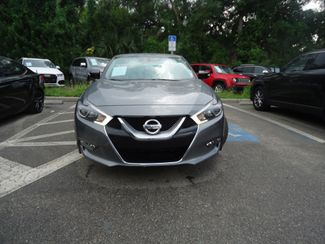 2016 Nissan Maxima 3.5 SV. LEATHER. NAVIGATION SEFFNER, Florida 11