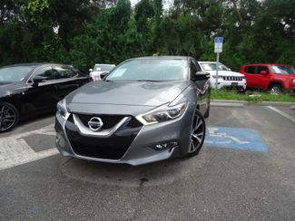2016 Nissan Maxima 3.5 SV. LEATHER. NAVIGATION SEFFNER, Florida 5