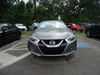 2016 Nissan Maxima 3.5 SV. LEATHER. NAVIGATION SEFFNER, Florida 7