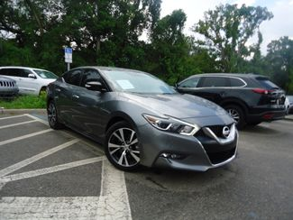 2016 Nissan Maxima 3.5 SV. LEATHER. NAVIGATION SEFFNER, Florida 8