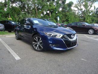2016 Nissan Maxima 3.5 SL SEFFNER, Florida 8