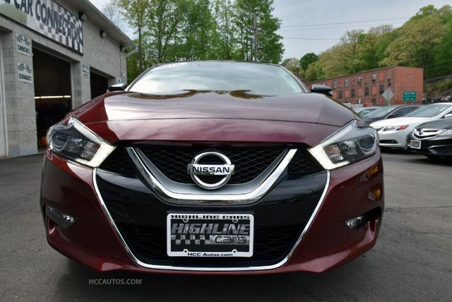 2016 Nissan Maxima 3.5 SL Waterbury, Connecticut 8