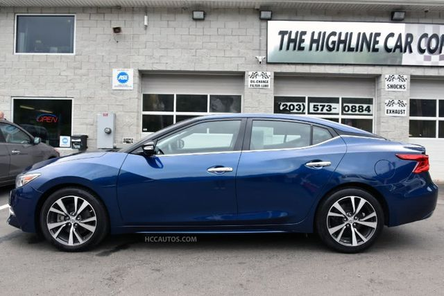 2016 Nissan Maxima 3.5 SL Waterbury, Connecticut 5
