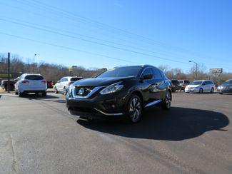 2016 Nissan Murano Platinum Batesville, Mississippi 3