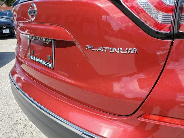 2016 Nissan Murano Platinum in Brownsville, TX 78521