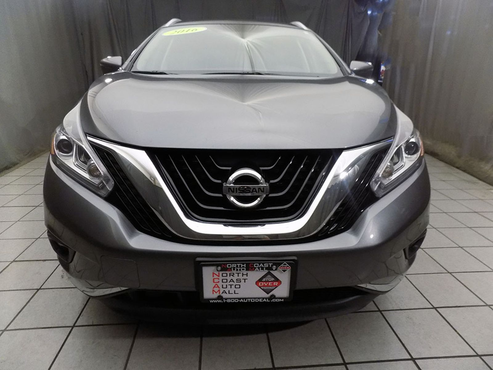 North Coast Auto Mall Cleveland >> 2016 Nissan Murano Platinum city Ohio North Coast Auto