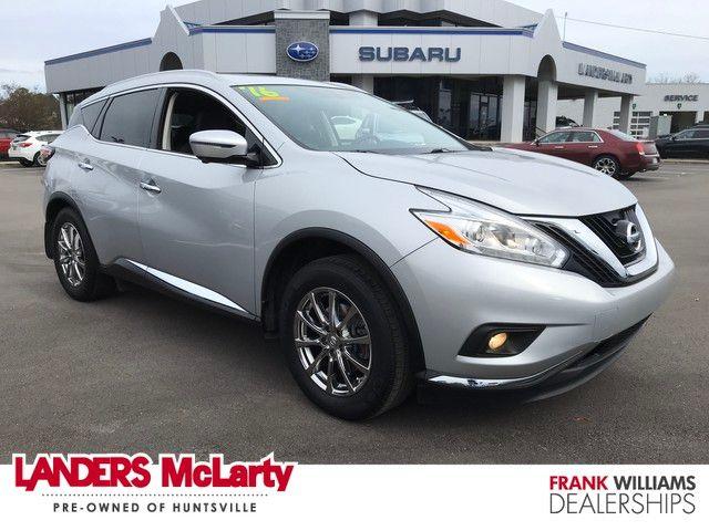 2016 Nissan Murano SL | Huntsville, Alabama | Landers Mclarty DCJ & Subaru in  Alabama