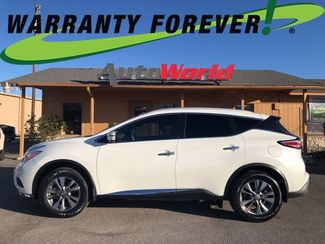 2016 Nissan Murano SL in Marble Falls, TX 78654