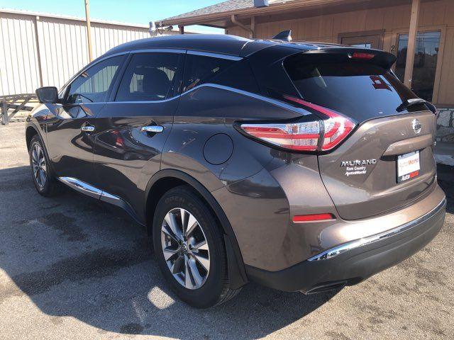 2016 Nissan Murano SL in Marble Falls, TX 78654