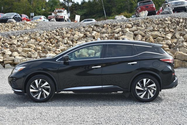 2016 Nissan Murano Platinum Naugatuck, Connecticut 1