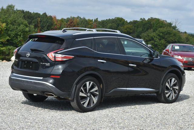 2016 Nissan Murano Platinum Naugatuck, Connecticut 4