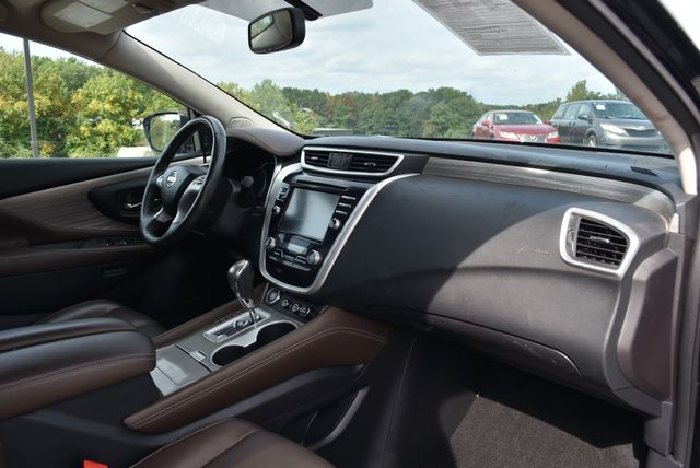 2016 Nissan Murano Platinum Naugatuck, Connecticut 9