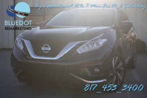2016 Nissan Murano Platinum | NAVIGATION-BLIND SPOT- AROUND CAM-COOLED SEAT-MSRP 40K~ in Mansfield, TX
