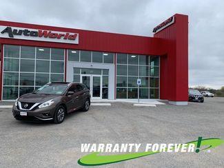 2016 Nissan Murano SL in Uvalde, TX 78801