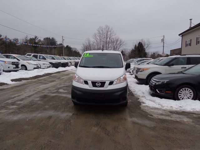 2016 Nissan NV200 SV Hoosick Falls, New York 1
