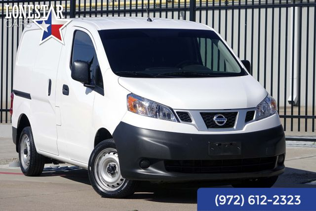 2016 Nissan NV200 Clean Carfax One Owner Warranty S