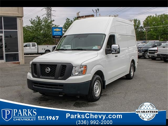 2016 Nissan NV2500HD S