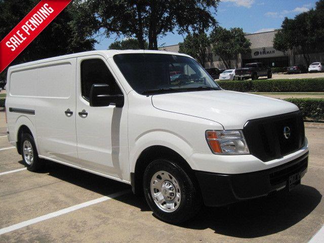 2016 Nissan NV2500HD SV, Racks, Bins, 1 Owner, Extra Clean in Plano, Texas 75074