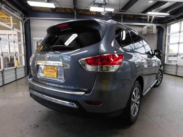 2016 Nissan Pathfinder S in Airport Motor Mile ( Metro Knoxville ), TN 37777
