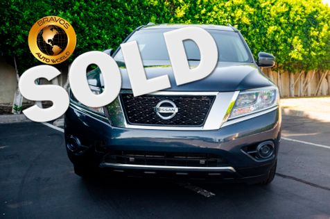 2016 Nissan Pathfinder S in cathedral city