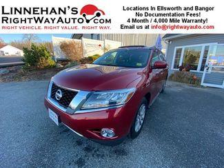 2016 Nissan Pathfinder SV in Bangor, ME 04401