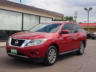 2016 Nissan Pathfinder S Englewood, CO 0