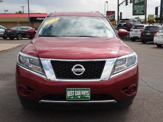 2016 Nissan Pathfinder S Englewood, CO 1