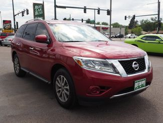 2016 Nissan Pathfinder S Englewood, CO 2