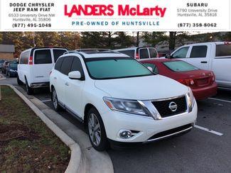 2016 Nissan Pathfinder in Huntsville Alabama