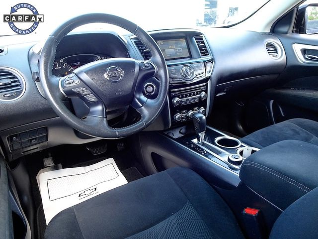 2016 Nissan Pathfinder SV Madison, NC 40