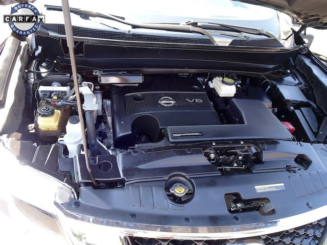 2016 Nissan Pathfinder SV Madison, NC 47