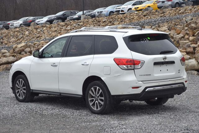 2016 Nissan Pathfinder SV Naugatuck, Connecticut 2
