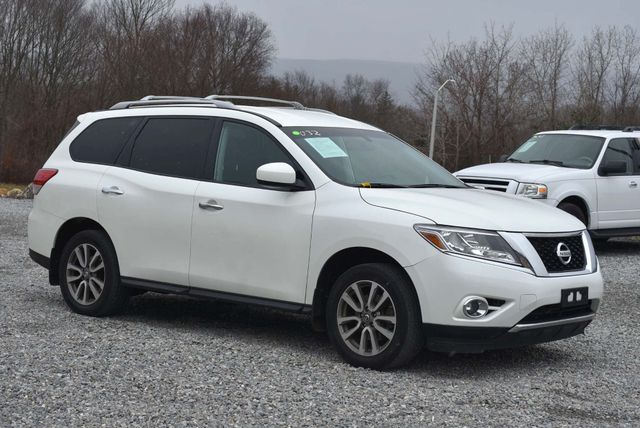 2016 Nissan Pathfinder SV Naugatuck, Connecticut 6