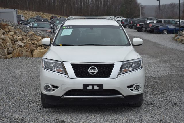 2016 Nissan Pathfinder SV Naugatuck, Connecticut 7