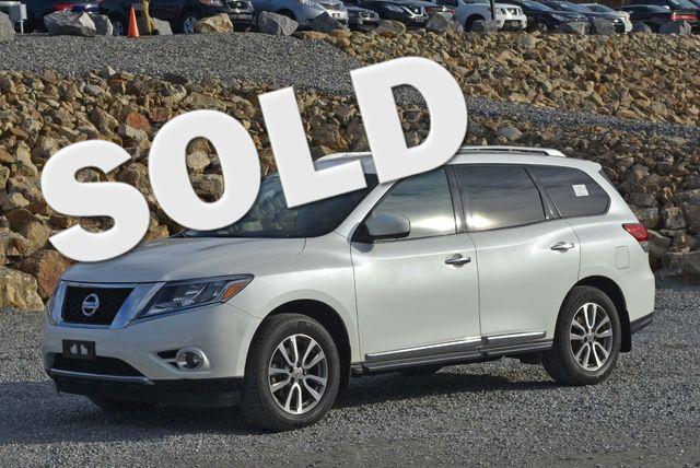 2016 Nissan Pathfinder SL Naugatuck, Connecticut