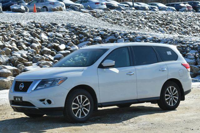 2016 Nissan Pathfinder S Naugatuck, Connecticut