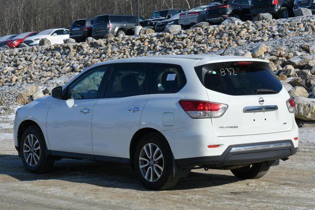 2016 Nissan Pathfinder S Naugatuck, Connecticut 2
