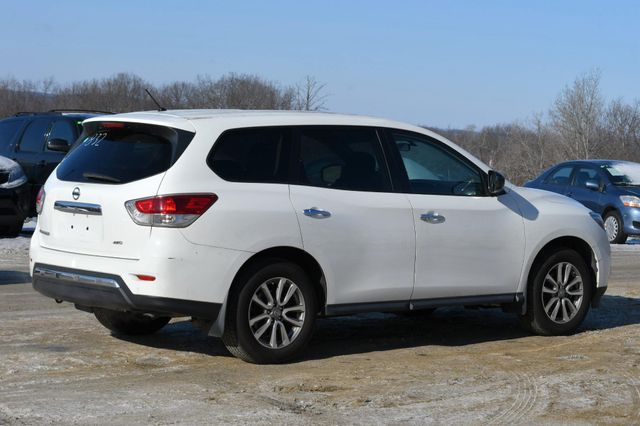 2016 Nissan Pathfinder S Naugatuck, Connecticut 4