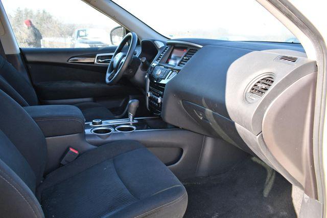 2016 Nissan Pathfinder S Naugatuck, Connecticut 7