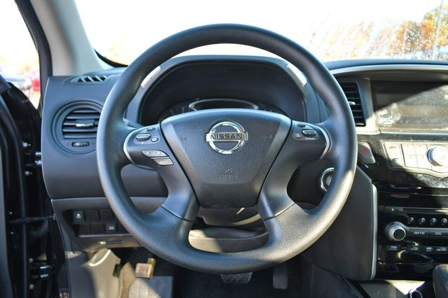 2016 Nissan Pathfinder S Naugatuck, Connecticut 22