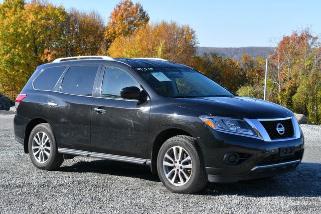 2016 Nissan Pathfinder S Naugatuck, Connecticut 6