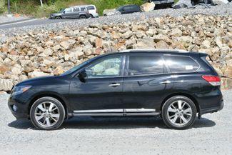 2016 Nissan Pathfinder Platinum Naugatuck, Connecticut 1