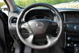 2016 Nissan Pathfinder Platinum Naugatuck, Connecticut 21