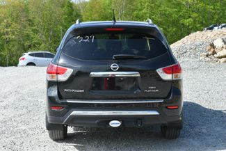 2016 Nissan Pathfinder Platinum Naugatuck, Connecticut 3