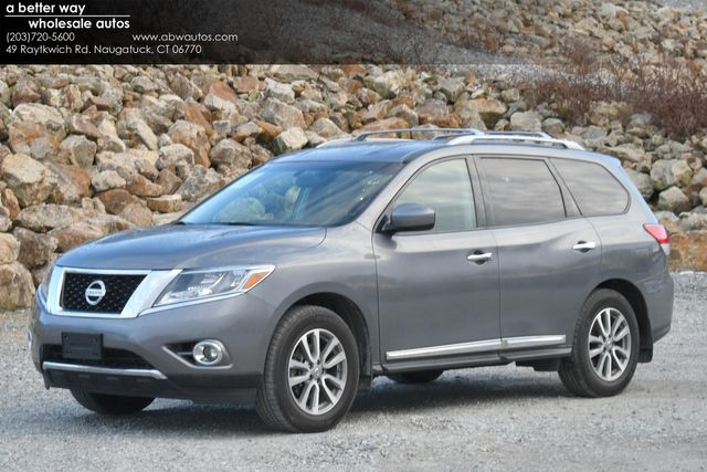 2016 Nissan Pathfinder SL Naugatuck, Connecticut