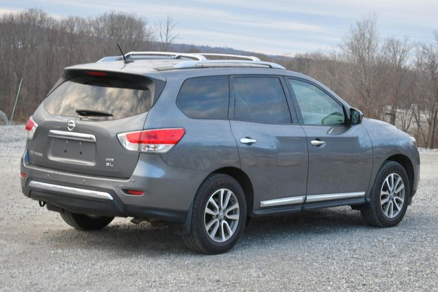 2016 Nissan Pathfinder SL Naugatuck, Connecticut 4