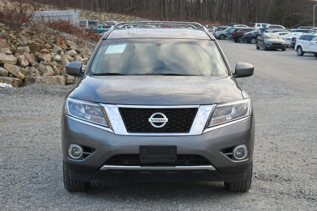 2016 Nissan Pathfinder SL Naugatuck, Connecticut 7