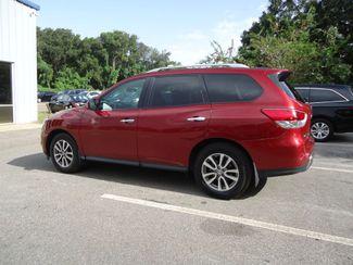 2016 Nissan Pathfinder S 4X4 SEFFNER, Florida 10